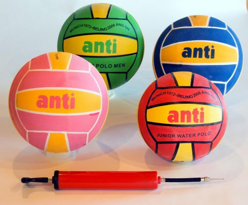 Antiwave Water Polo Balls