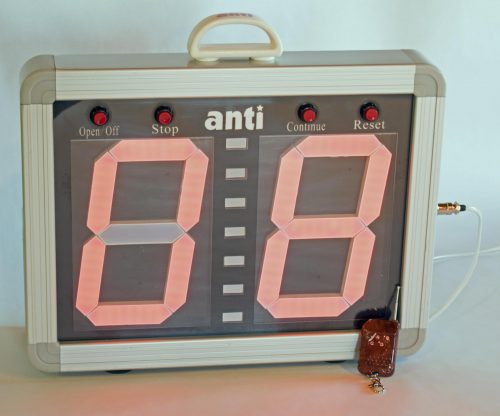 Large Portable Swim Pace Clock