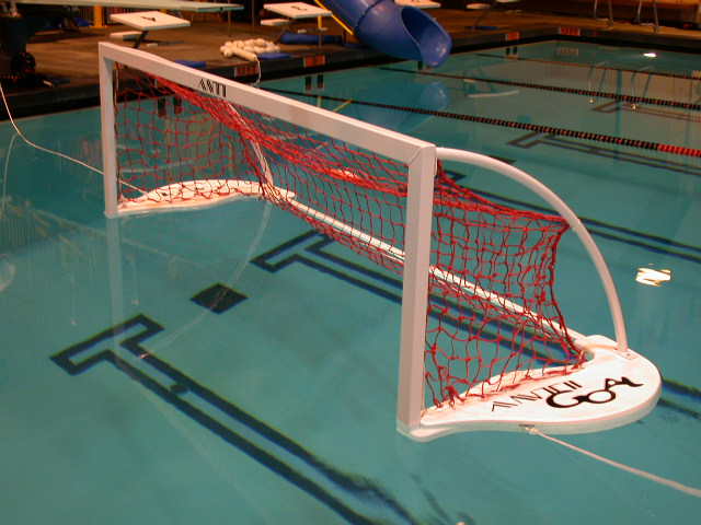 Club Water Floating Polo Goal by AntiWave