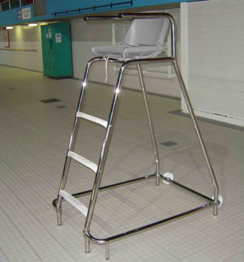 AntiWave Lifeguard Chair