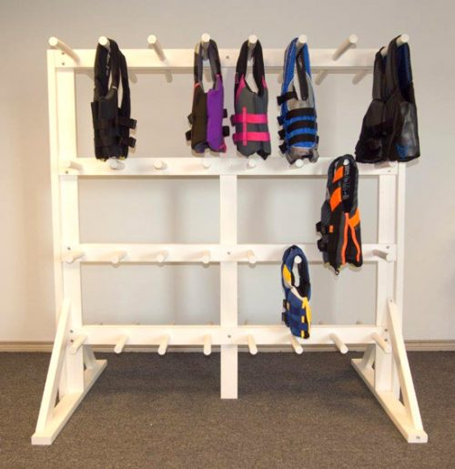 AntiWave Life Vest Rack