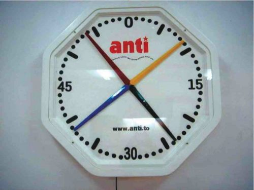 AntiWave Swim Pace Clock for Pools