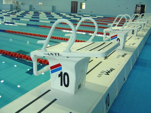 Super 400 Swimmer Starting Platforms