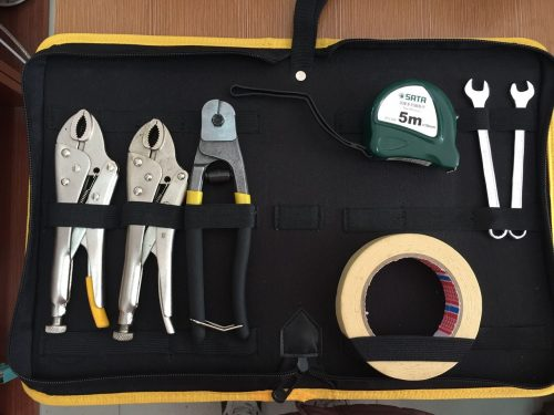 AntiWave Swim Lane Assembly Tool Kit