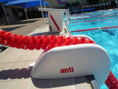 AntiWave Swim Lane Caddy