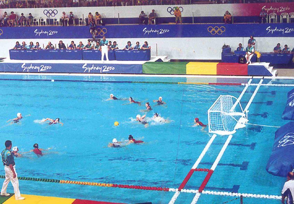 Water Polo Goals, Lanes, Balls